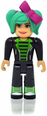 Roblox Series 3 Patient Zero Mini Figure Without Code No Packaging - Roblox Celebrity Collection Series 1 Gold Geegee92