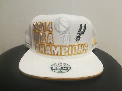 new style 1c47f ae349 San Antonio Spurs 2014 NBA Champions Snapback Basketball Cap Hat Adjustable