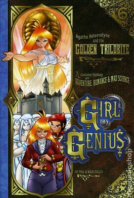 Girl Genius TPB (Airship Entertainment) 2nd Edition #6-REP 2012 NM Stock Image