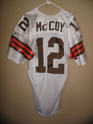 d80438a87f7 CLEVELAND BROWNS GAME Used Nfl Football Jersey - $129.99   PicClick