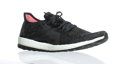 882a02b6d Adidas Womens Pure Boost X Element Black Running Shoes Size 11 (186258)
