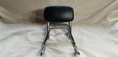 Triumph backrest