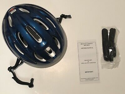 ProRider Bicycle Sports Safety Helmet Size L//XL Blue NWT
