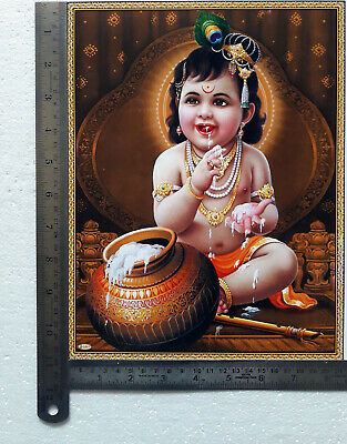 Image result for Images of Krishana eating curd/chhayaonline.com