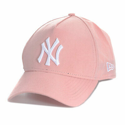 28ace3ca0 NEW ERA CASQUETTE Essential 9Forty New York Yankees Rose Accessoires