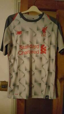 Liverpool FC Kit Shirt Shaped Multi Purpose Towel For Face Hand New Xmas Gift