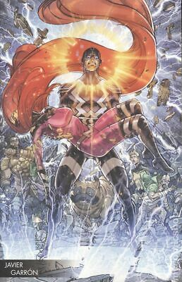 Death of the Inhumans (Marvel) 1C 2018 Garron Variant NM Stock Image