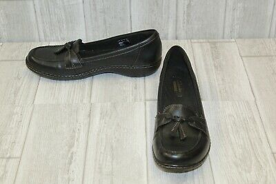 478e37196ae Clarks Ashland Bubble Loafers - Women s Size 9.5 N - Black