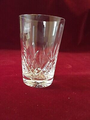 "Stuart Crystal 'Glengarry Cambridge' Flat Juice Glass, 3 5/8"", 9.2cm Tall"