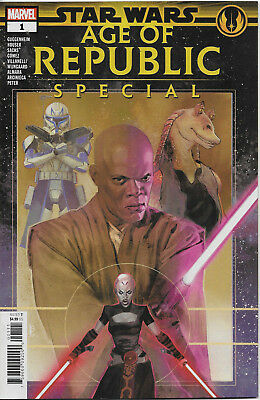 STAR WARS Age of Republic Special - New Bagged