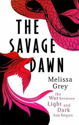 The Savage Dawn by Melissa Grey (Paperback, 2017)