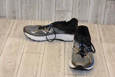 bac0f677fa51 SAUCONY GUIDE 10 Running Shoes - Men s Size 11.5 - Gray Black Blue ...