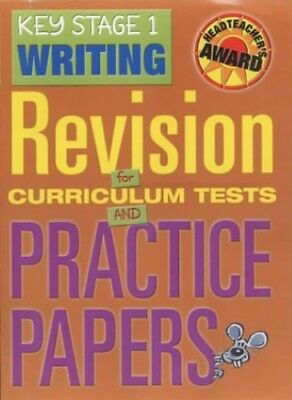 New, Key Stage 1 Writing: Revision for Curriculum Tests and Practice Papers (Hea