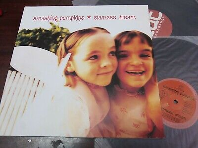 "SMASHING PUMPKINS - Siamese Dream, 2XLP 12"" UK 1993 GATEFOLD NEAR MINT"