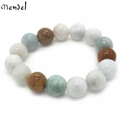 Genuine A Grade Jadeite China Green Jade Stone Bracelet Chinese Value Jewelry