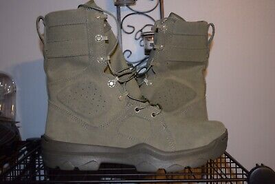 3c749458896 UNDER ARMOUR FNP Zip Tactical Men's Size 10 Boots Sage Green 1296240-385