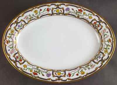 Christian Dior RENAISSANCE Oval Serving Platter 55278