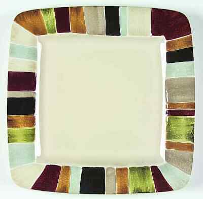 Tabletops Unlimited JENTRY Square Dinner Plate S5772986G2