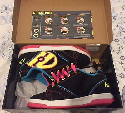 Heelys roller shoes Ladies Size US7 Like Brand New