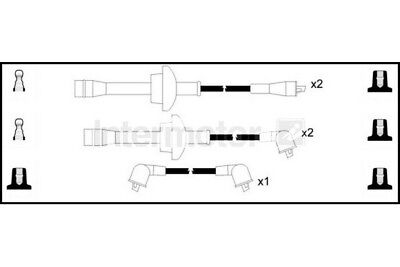 FORD Small Block 1961-1985 221 260 289 /& 302 RED HEI Distributor FREE Pigtail