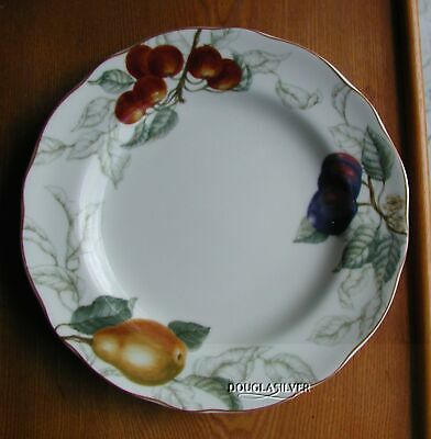 "Charter Club Summer Grove China  11 3/8"" Oversized Dinner Plate"