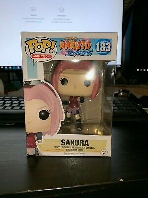 Funko Pop! Animation Naruto Shippuden: Sakura #183
