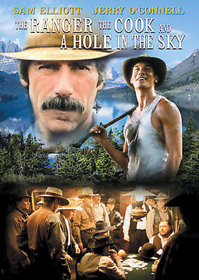 The Ranger, the Cook and a Hole in the Sky (DVD, 2004) RARE OOP 1995 TV MOVIE