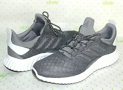 4f070aff785d3 ADIDAS Alphabounce City Run ClimaCool Grey Mesh Running Shoes 9 M NEW! L