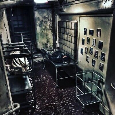 🔴 HAUNTED. MUSEUM NOTTINGHAM 🔴 RESTRICTED AREA TOURS 100's OF HAUNTED ITEMS