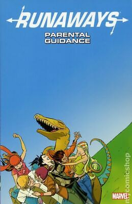 Runaways TPB (Marvel) 2nd Edition #6-1ST 2017 NM Stock Image