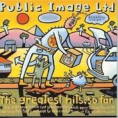 PUBLIC IMAGE LIMITED PIL  The Greatest Hits...So Far  CD ALBUM