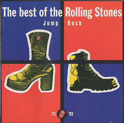 The Best Of The Rolling Stones - Jump Back - Cd