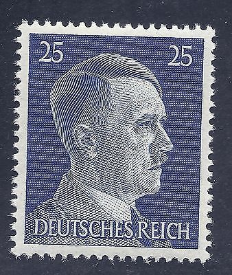 Nazi Germany Third Reich Nazi 1941 Adolf Hitler 25 stamp MNH WW2 ERA