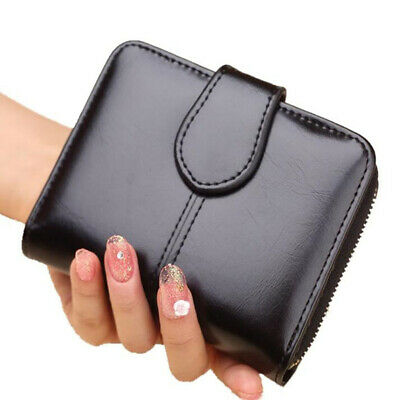 Women Wallet Clutch Coin Bag PU Leather Purse Card Holder Fashion Ladies Gift