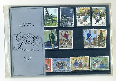 GB 1979 year pack complete MNH