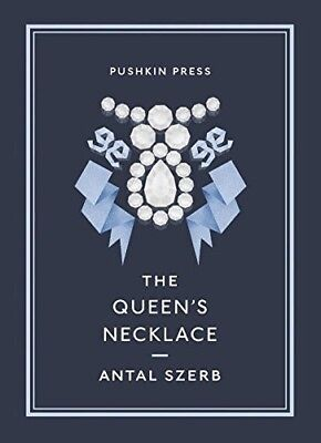 Very Good, The Queen's Necklace (Pushkin Collection), Antal Szerb, Book