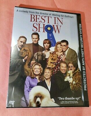 BEST IN SHOW (DVD, 2001, Widescreen) Brand New FACTORY SEALED * ¡L@@K NOW! *