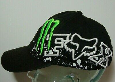 cf944c61a89 SIZE S M 7 - 7 1 8 Fox Racing Monster Energy Ricky Carmichael  4 ...