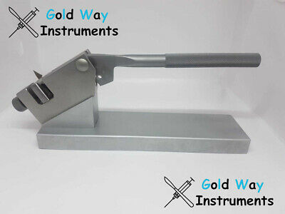 Veterinary Orthopedic Large Bone Press Plate Bending Orthopedic Instrument