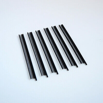 Cospro Micro Fine 4.4Mm Tagging Pins, Black, 3600 Pieces