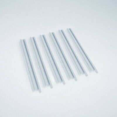 Cospro Micro Fine 4.4Mm Tagging Pins, Clear, 3600 Pieces
