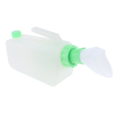 Urine Patient femelle Urinal Bottle Pee Bottle Night Drainage Container