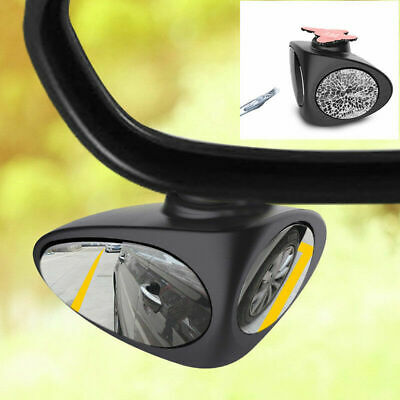 Car Blind Spot Mirror Adjustable Rear View Mirror for Safety Parking Car Mirror