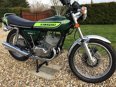 1974 Kawasaki H1 500 Wiring Diagram - Wiring Diagrams Place