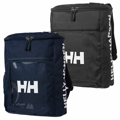 6220f15c4d4 HELLY HANSEN UNISEX HH Duffel Bag 2 50L Navy Blue Sports Water ...