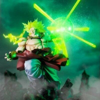 Hot Dragon Ball Z Broli Super Saiyan Broly PVC Action Figure 32cm Kids Gifts Toy