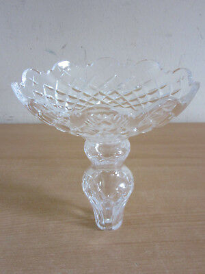 WATERFORD Crystal Canopy Center Bobeche ADVOCA Chandelier Replacement Parts
