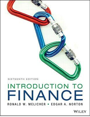 Introduction to Finance 16th Edition