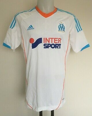 Olympic Marseille 2012/13 Authentic Home Shirt In A Bag By Adidas Size Men's Xl