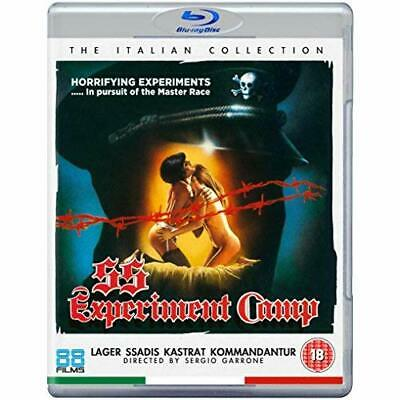 SS Experiment Camp [Blu-ray] Blu-ray